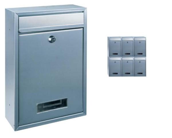 Briefkasten T02940 Weiss