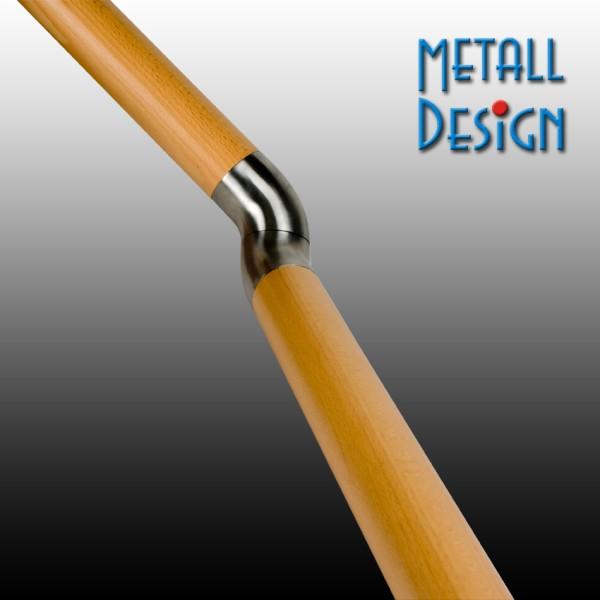 holzgel nder und handlaufverbinder aus edelstahl f r treppengel nder deutschland. Black Bedroom Furniture Sets. Home Design Ideas