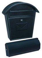Briefkasten T03036 Aosta-Set mit Zeitungsfach