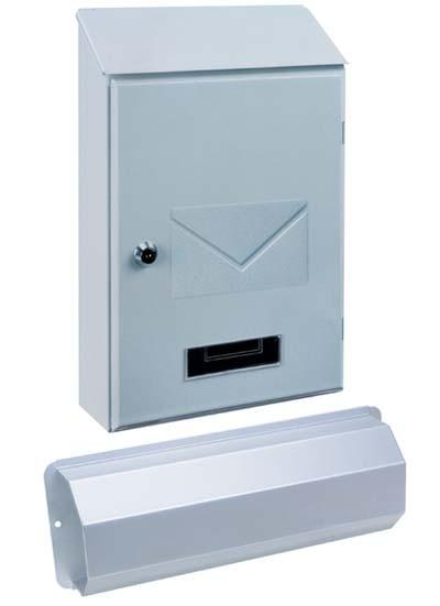 Briefkasten T03032 Weiss