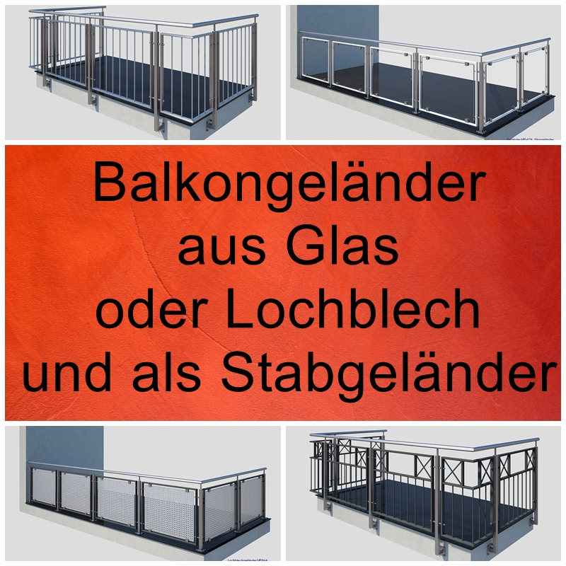 balkongel nder g nstig design shop baalcke. Black Bedroom Furniture Sets. Home Design Ideas