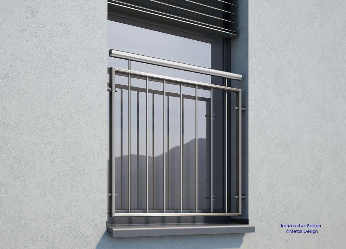 Französisch Balkon französischer balkon edelstahl preis die schönsten einrichtungsideen