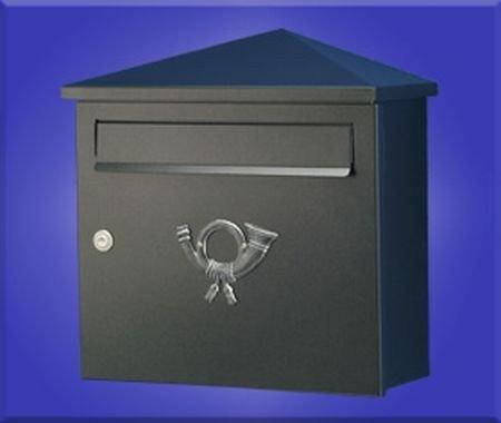 Heibi Briefkasten PINA in Glimmer