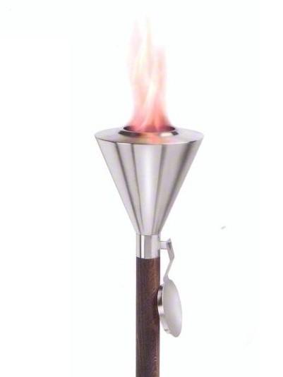 Gartenfackel für Brenngel Orchos