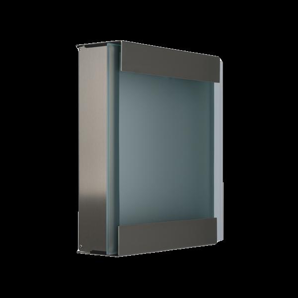 Briefkasten Glasnost Glas