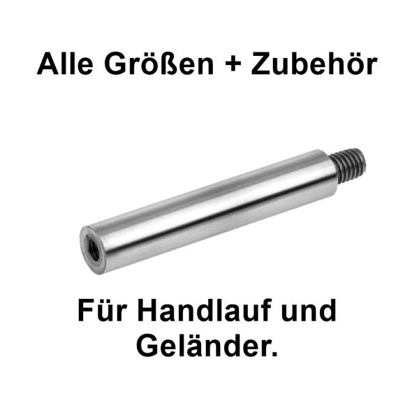 Handlaufhalter Gewindestift 01, für Handlauf und Geländer.