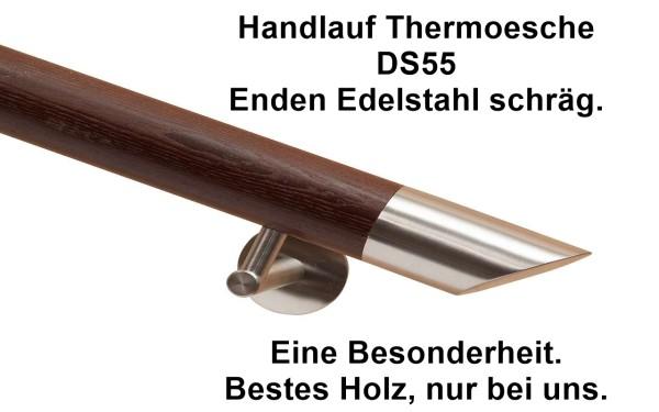 Handlauf Holz Thermoesche DS 55