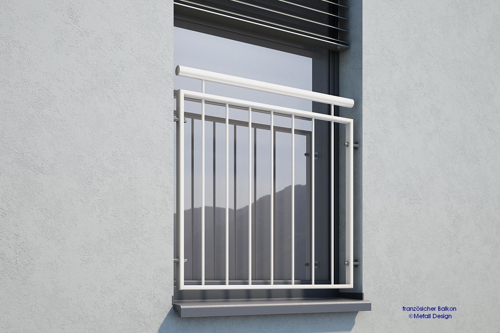 Franzosischer Balkon Auf Mass Jetzt Einfach Online Kaufen