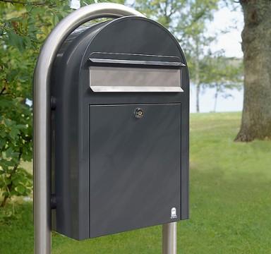 Bobi briefk sten briefkasten sch ner wohnen ihr - Briefkasten kaufen obi ...