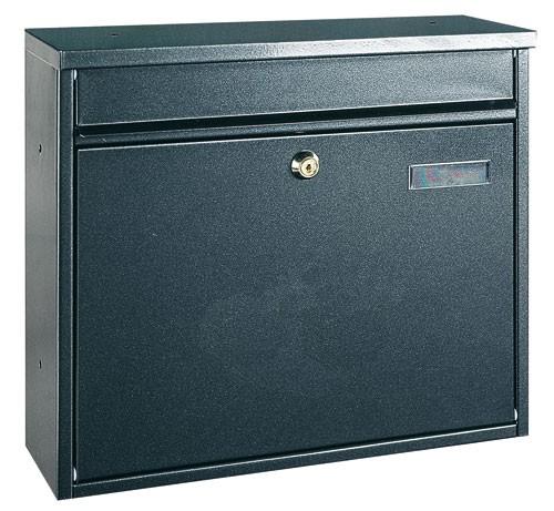 Briefkasten T00160 Anthrazit