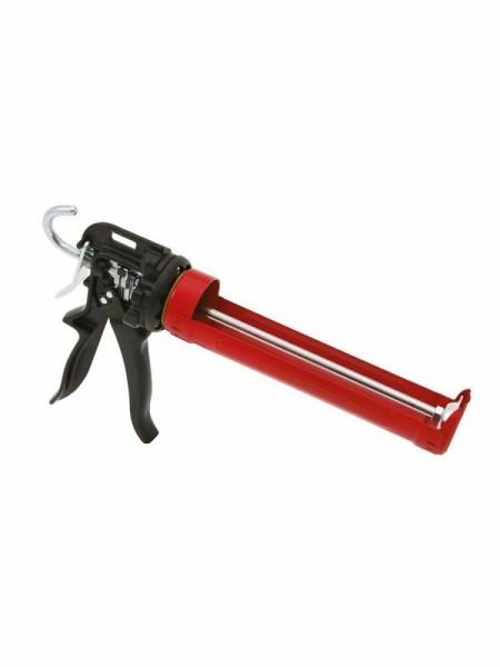 Kartuschenpistole für Verbundmörtel bei Geländer und Handlauf