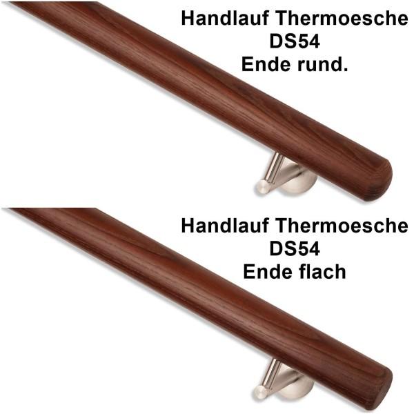 Handlauf Thermoesche aus Holz