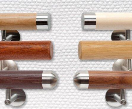 Handlauf Holz geölt