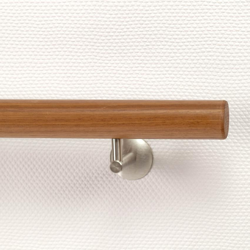handlauf aus nussbaum l ngen auf ma bis 6 0 m deutschland. Black Bedroom Furniture Sets. Home Design Ideas
