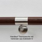 Handlauf Thermoesche Edelstahlverbinder