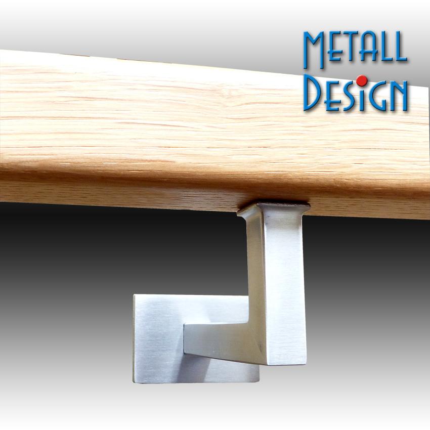 handlaufhalter edelstahl hlh07 ihr handlauf gel nder und edelstahlrohr shop. Black Bedroom Furniture Sets. Home Design Ideas