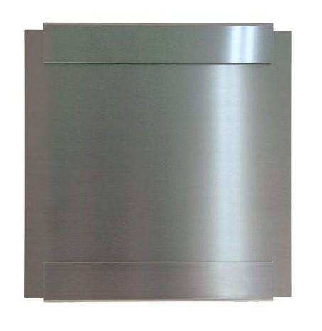 Briefkasten 071300 Glasnost Metal von Keilbach Design