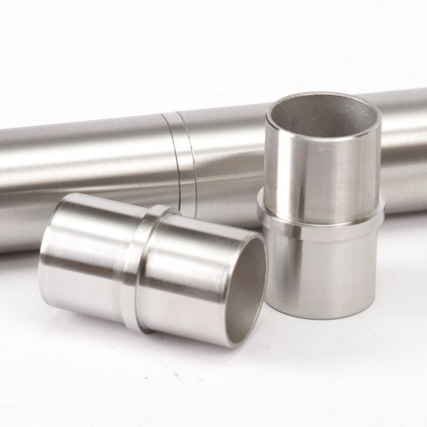 Handrail connector stainless steel