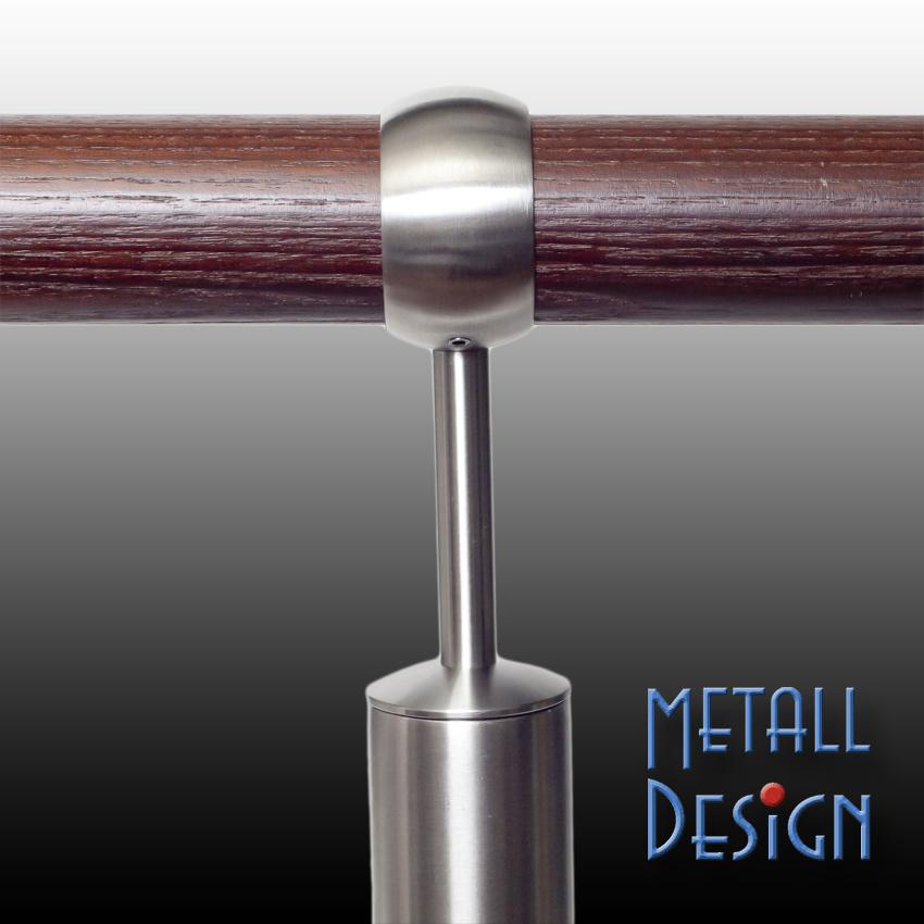 handlauf edelstahl rundrohrst tze kugelring handlaufhalter edelstahl rohrst tzen. Black Bedroom Furniture Sets. Home Design Ideas