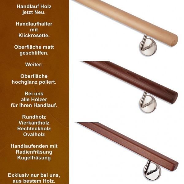 Handlauf-Holz-Neu