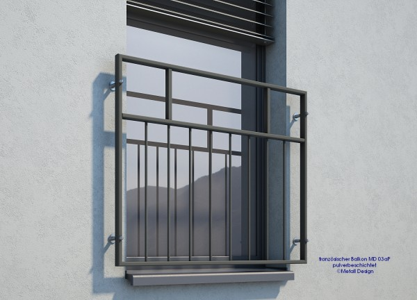 französischer Balkon MD03aP