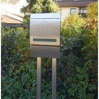 Briefkasten Edelstahl DS-Sonderedition Edition 1