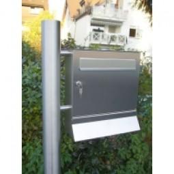 Heibi Briefkastenanlage MALYPSO 64275-072 aus Edelstahl