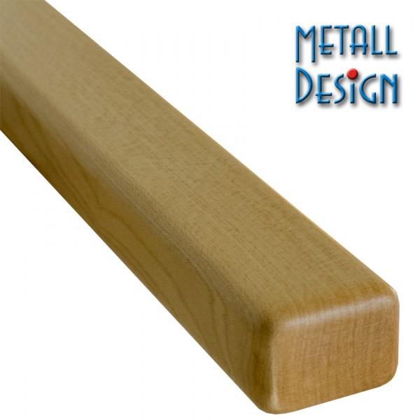 Handlauf Eiche Rechteck 30 x 50 mm Stab Eiche Länge auf Maß gefertigt