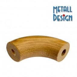 Handlauf Holz Bogen Eiche