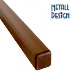 Handlauf Mahagoni Vierkant 40 x 40 mm Stab