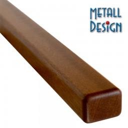 Handlauf Mahagoni Rechteck 30 x 50 mm Stab