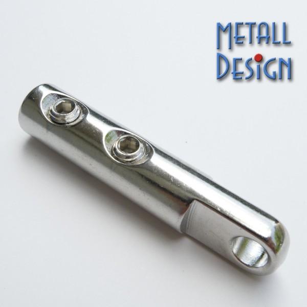Seilgeländer Augenterminal Selbstmontage V4A Stahl