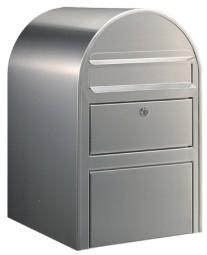 Briefkasten Bobi Swiss Edelstahl-Paketbriefkasten