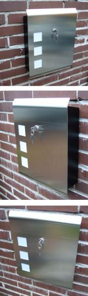 Briefkasten von CMD 48 frontansicht