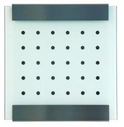 Briefkasten 071114 Glasnost Glas dots von Keilbach Design