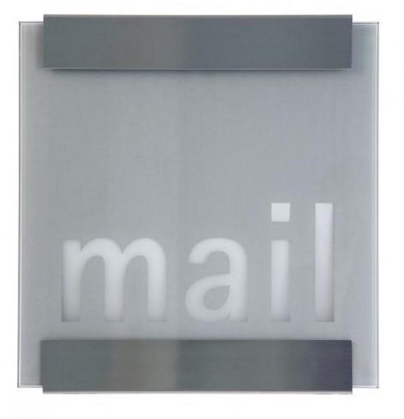 Briefkasten Glasnost Glas - Mail