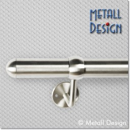 Handlauf Edelstahl DS03 auf Maß gefertigt