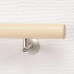 Handlauf Ahorn DS34 Länge auf Maß gefertigt