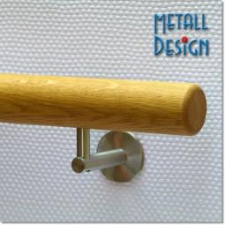 Handlauf Eiche geölt DS44 Länge auf Maß gefertigt