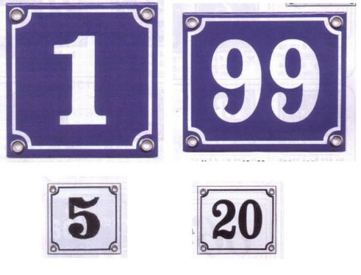 Email - Hausnummern