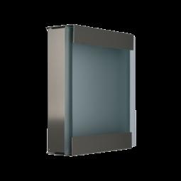 Briefkasten 071100 Glasnost Glas von Keilbach Design