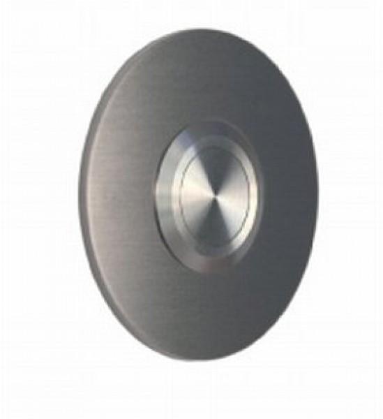 Klingelplatte 08 1001 aus Edelstahl von Keilbach Design