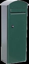 Briefkasten SafePost 70-5 Combi der Klassiker
