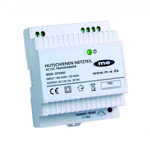 Hutschienen Netzteil DT 2000