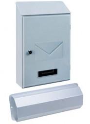Briefkasten T03032 Torino-Set mit Zeitungsrolle